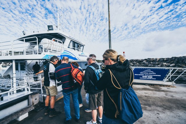 Bremer Bay Killerwhale Excursions Boot