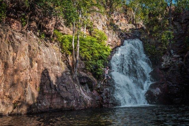 Litchfield Nationalpark Florence Falls Wasserfall