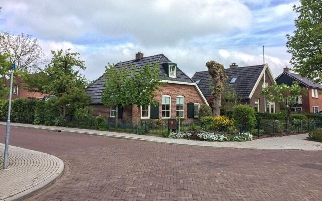 Holland Lekkerradeln Dörfer