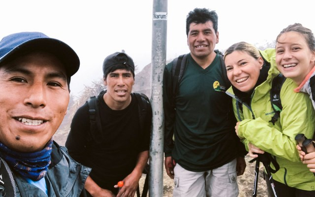 choquequirao-trek-team-ziel