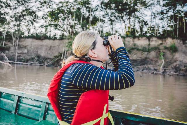 Fernglas zur Tierbeobachtung & Safaris