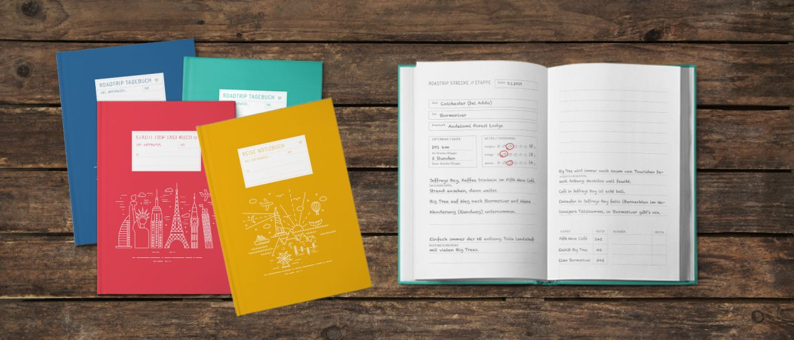 Reisdagboek schrijf jezelf tips