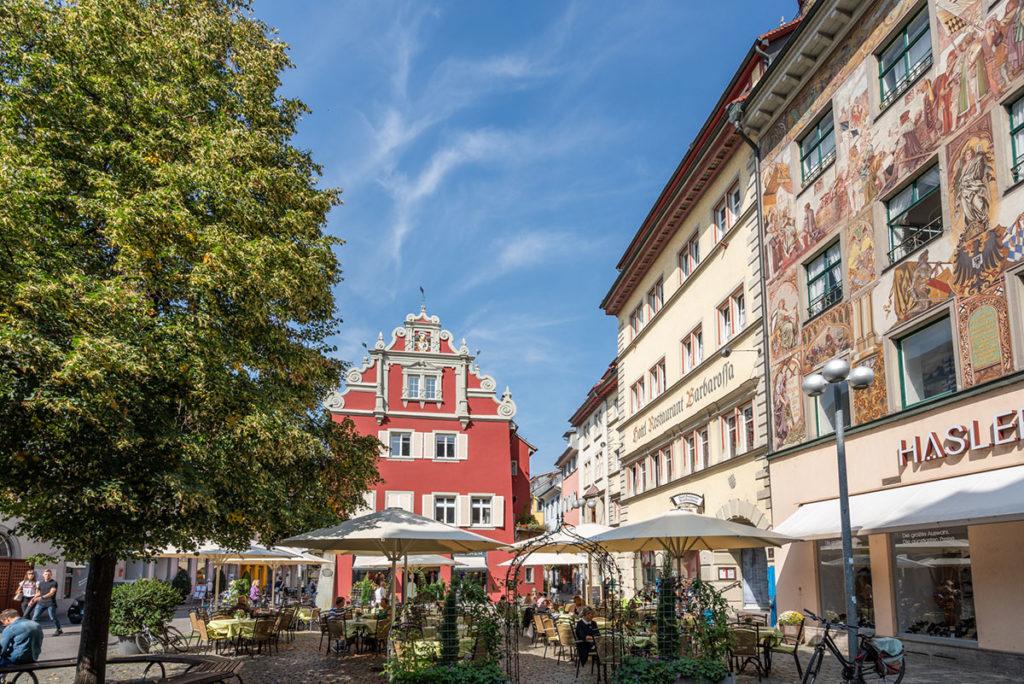 Altstadt Constance Bodensee