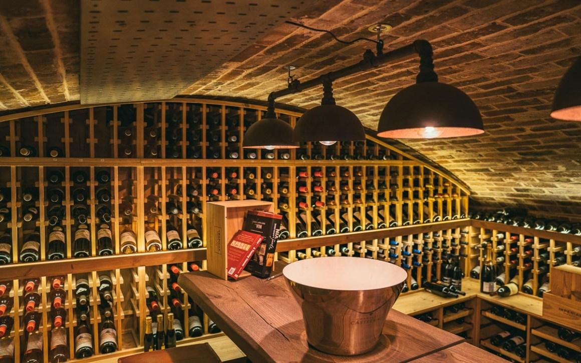Guernsey JB Parker's Wine Cellar