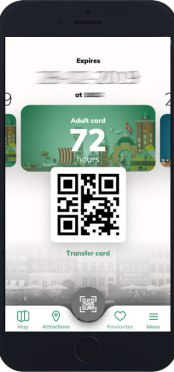 kopenhagen-card app