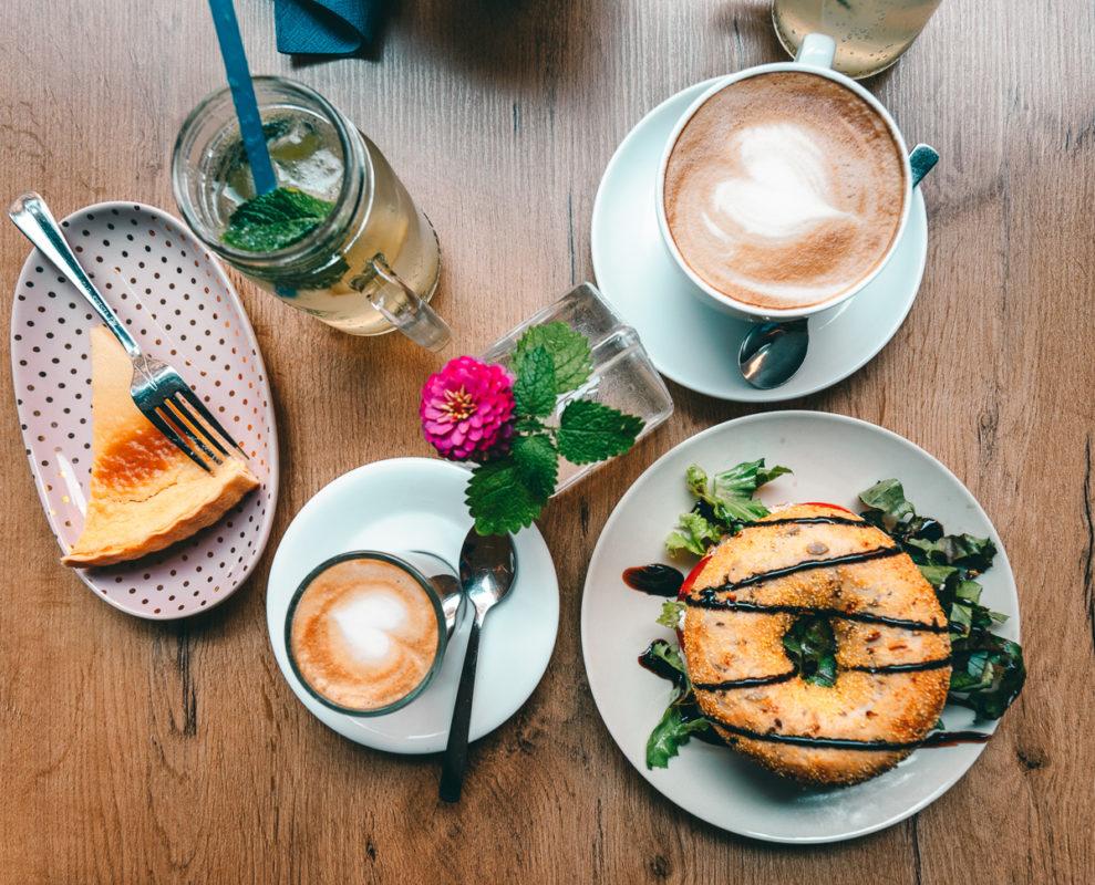 Ontbijt Meersburg in de pop coffeeshop