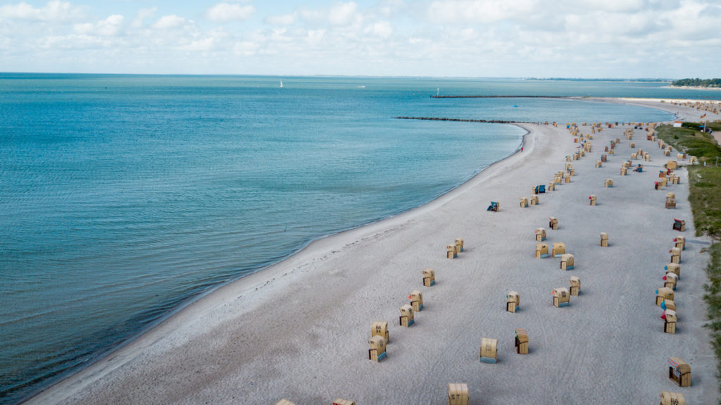 Zuid-strand Fehmarn