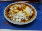 Marmelat: Mantı, die türkischen Ravioli, mit Joghurtsauce