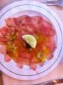 Tunfisch-Carpaccio