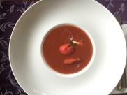 Q15: Erdbeer-Gazpacho