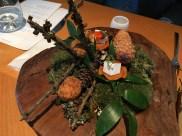 Field Restaurant - Gruß aus dem Wald (pardon, aus der Küche)