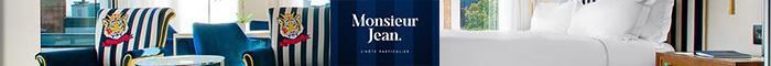 MONSIEUR JEAN. L'HÔTE PARTICULIER