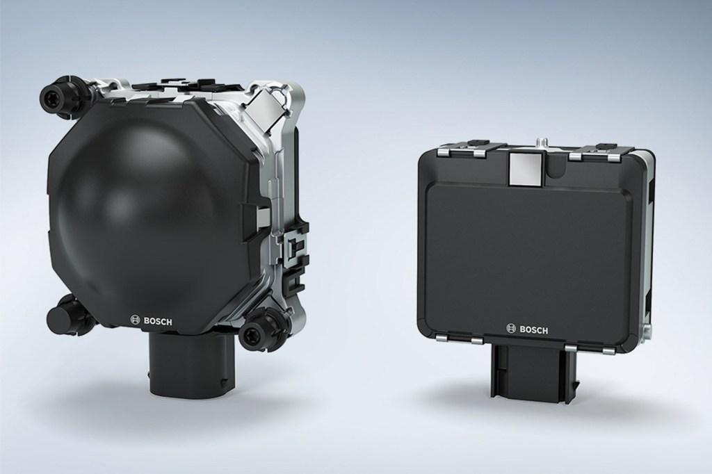 Immer mehr Neufahrzeuge werden mit Radarsensoren ausgerüstet - Radarsensoren am Auto