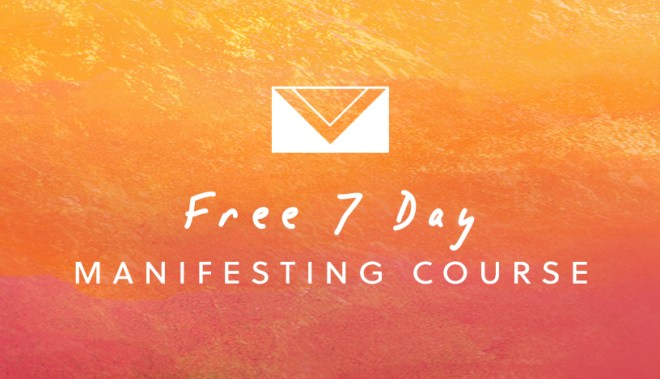 Free 7 Day Manifesting Course with Vienda Maria