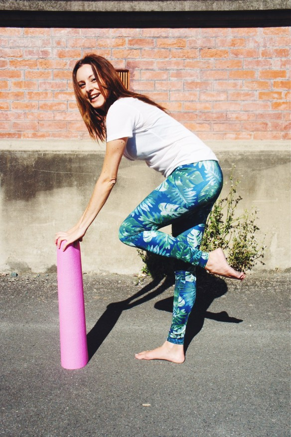 A brief history of leggings.