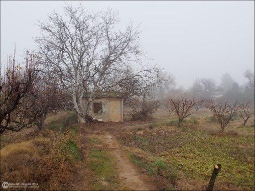 Refugio entre los campos