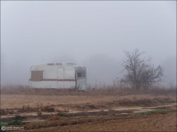 Caravana solitaria