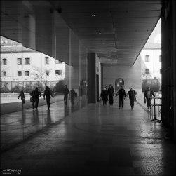 Centro de Historias - exterior - acceso