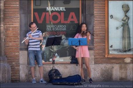 Trio para flauta, violín y Viola (Manuel)