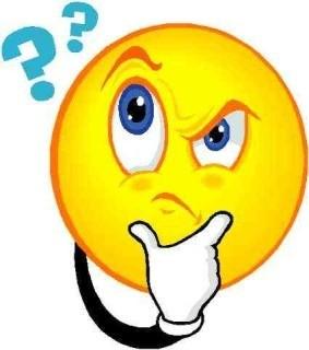Imagini pentru semnul intrebarii emoticon