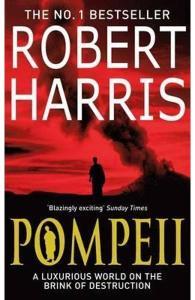 Pompei, carte scrisă de Robert Harris