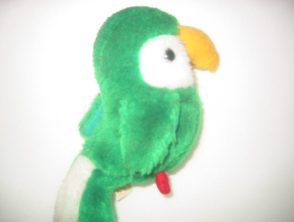papagal de ploiesti