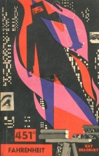 Fahrenheit 451, Ray Bradbury, disponibilă la Târgul Cărții