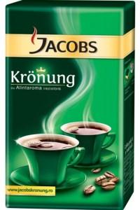 cafea macinata jacobs