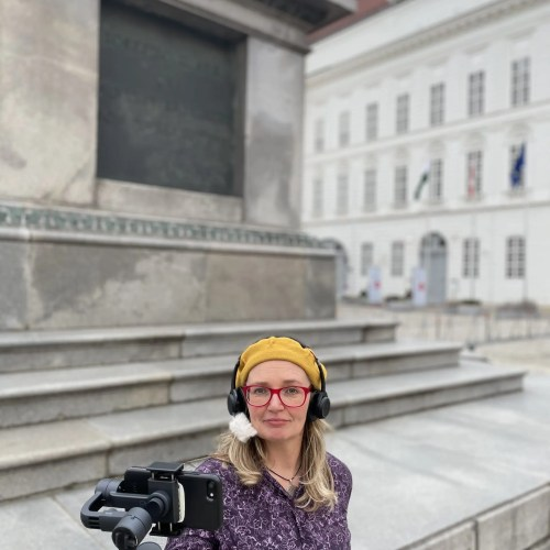 Anneliese Reijnders Tour guide
