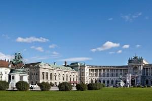 HOFBURG Vienna Heldenplatz