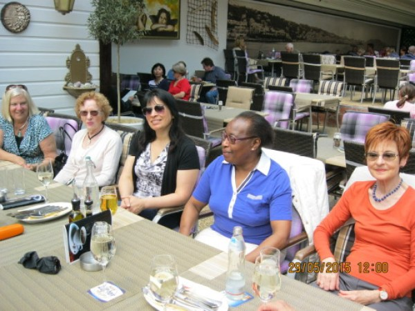 Ladies Lunch May 27 2015