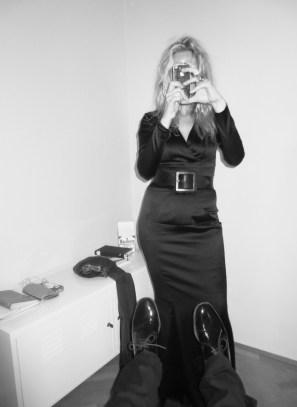 Vita Zaman shooting