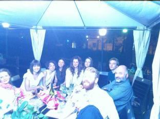 Team and friends of laboratoria