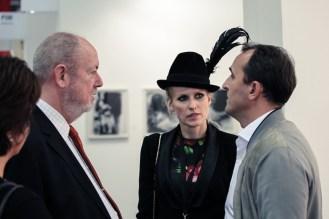 Heinz Josef Angerlehner (Museum Angerlehner), Vita Zaman and Dmitri Aksenov