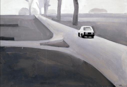 """Rafal Bujnowski, """"Car"""""""
