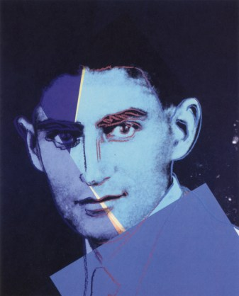 Franz Kafka, Collection of the Blavatnik Family. Photograph courtesy of Ronald Feldman Fine Arts, New York
