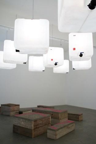 Klara Liden at Galerie Neu