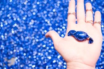 Sturtevant, Gonzalez-Torres Untitled (Blue Placebo) , photo: Kristina Kulakova