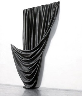 Drago Persic, ohne Titel, oil on paper, 58x45 cm, 2013, Gallery Nicola von Senger, photocredit: courtesy of the gallery