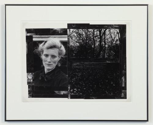 Helgart, 1978 Friedl Kubelka, Photography , 37 x 46 cm Richard Saltoun Gallery , The Artist