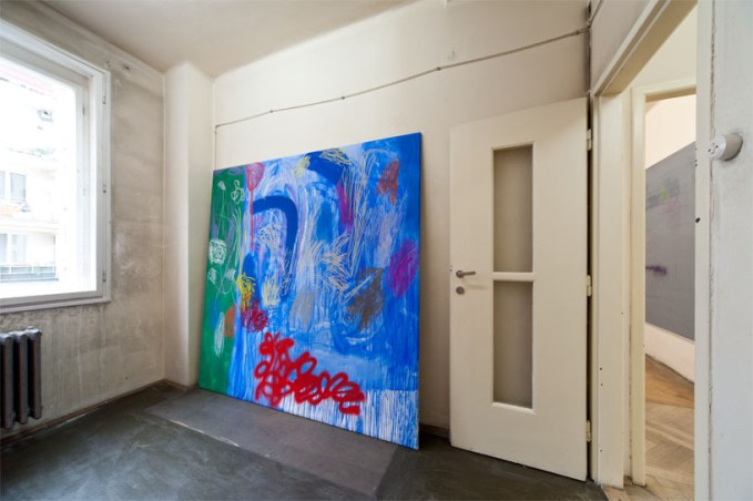 Installation view from the Exhibition 'Eye Know ' curated by Amir Shariat