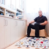 Collector Reinhard Walenta | illy Art Collection