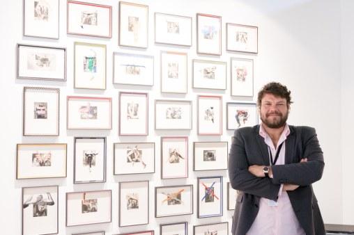 Martin Asbæk of Martin Asbæk Gallery