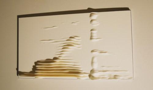 Voice shape, photo: Ulla Rauter