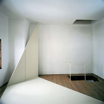 Hartmut Böhm, Flächen im Raum, 1985