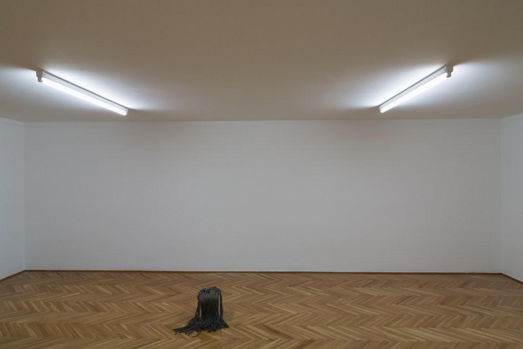 Julia Haller, Untitled (exhibition view), 2015, (c) Secession