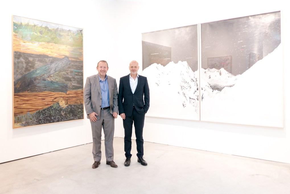 Bo Bjerggaard and Morten Korsgaard