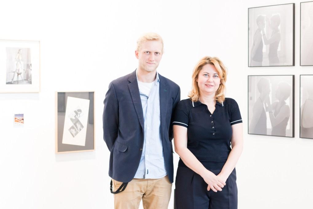 Daniel Ongjerth and Agnes Taller