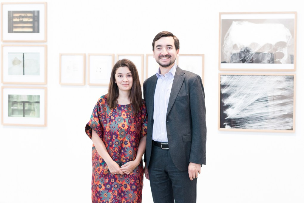 Raluca Soaita and Andrei Breahna