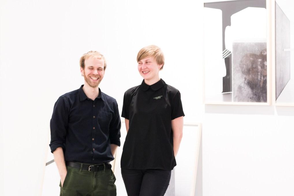 Anu Vahtra and Patrick Urwyler